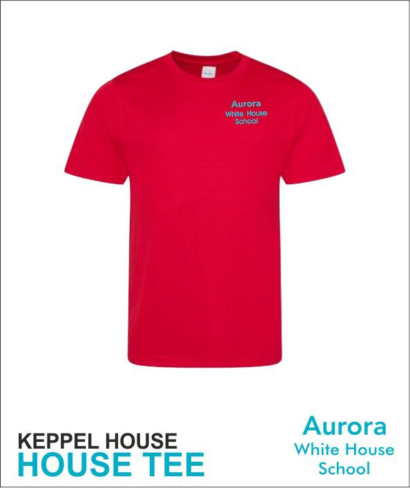 Keppel House Tee