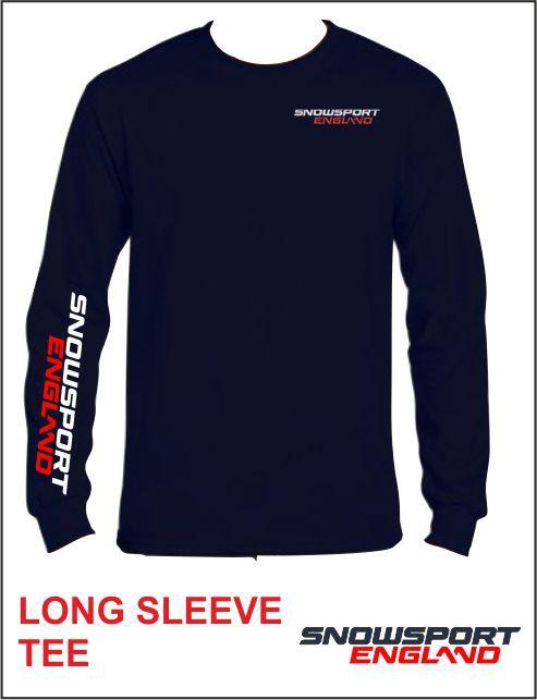 Long Sleeve Tee Navy