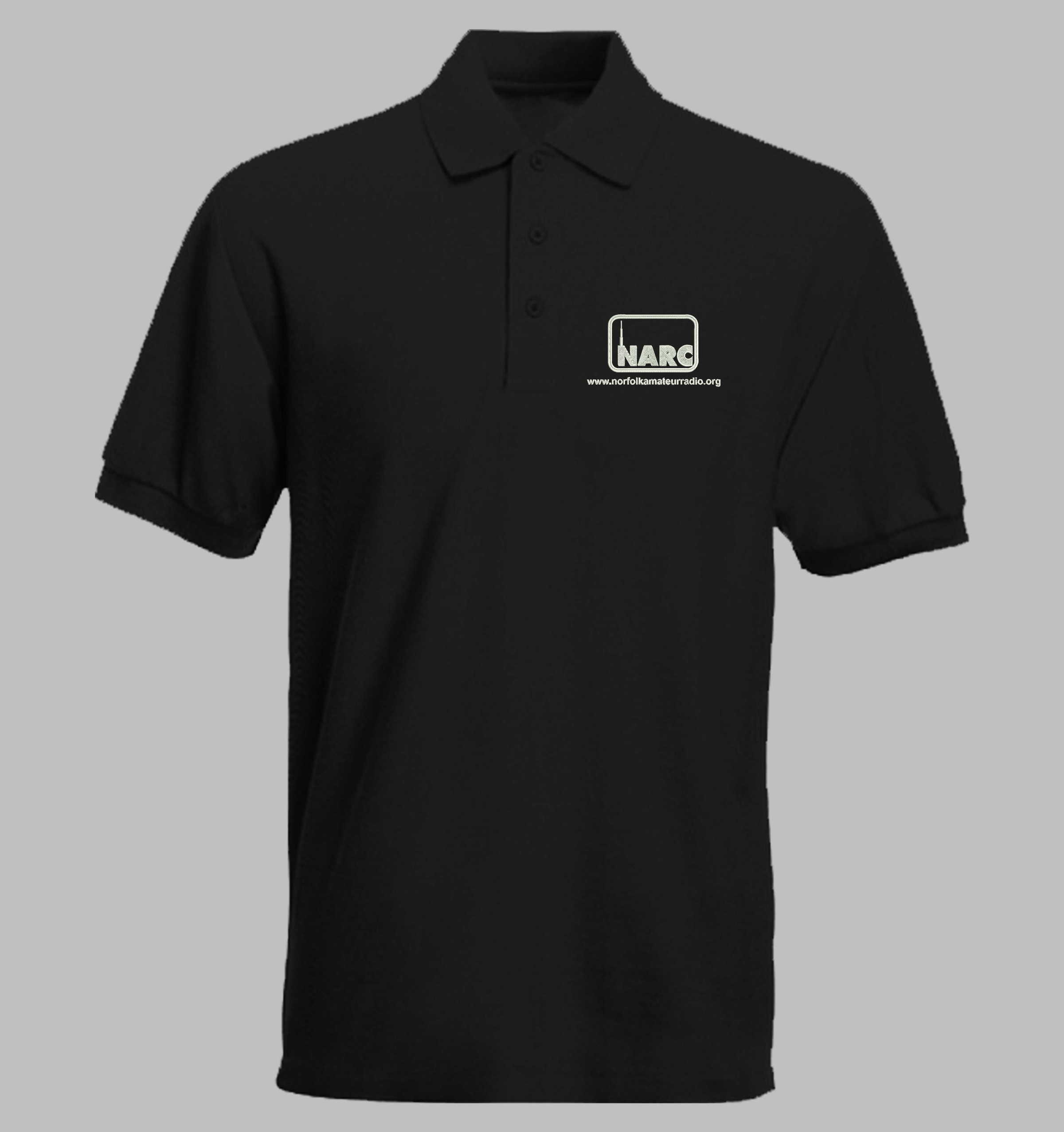 Narc Official Polo