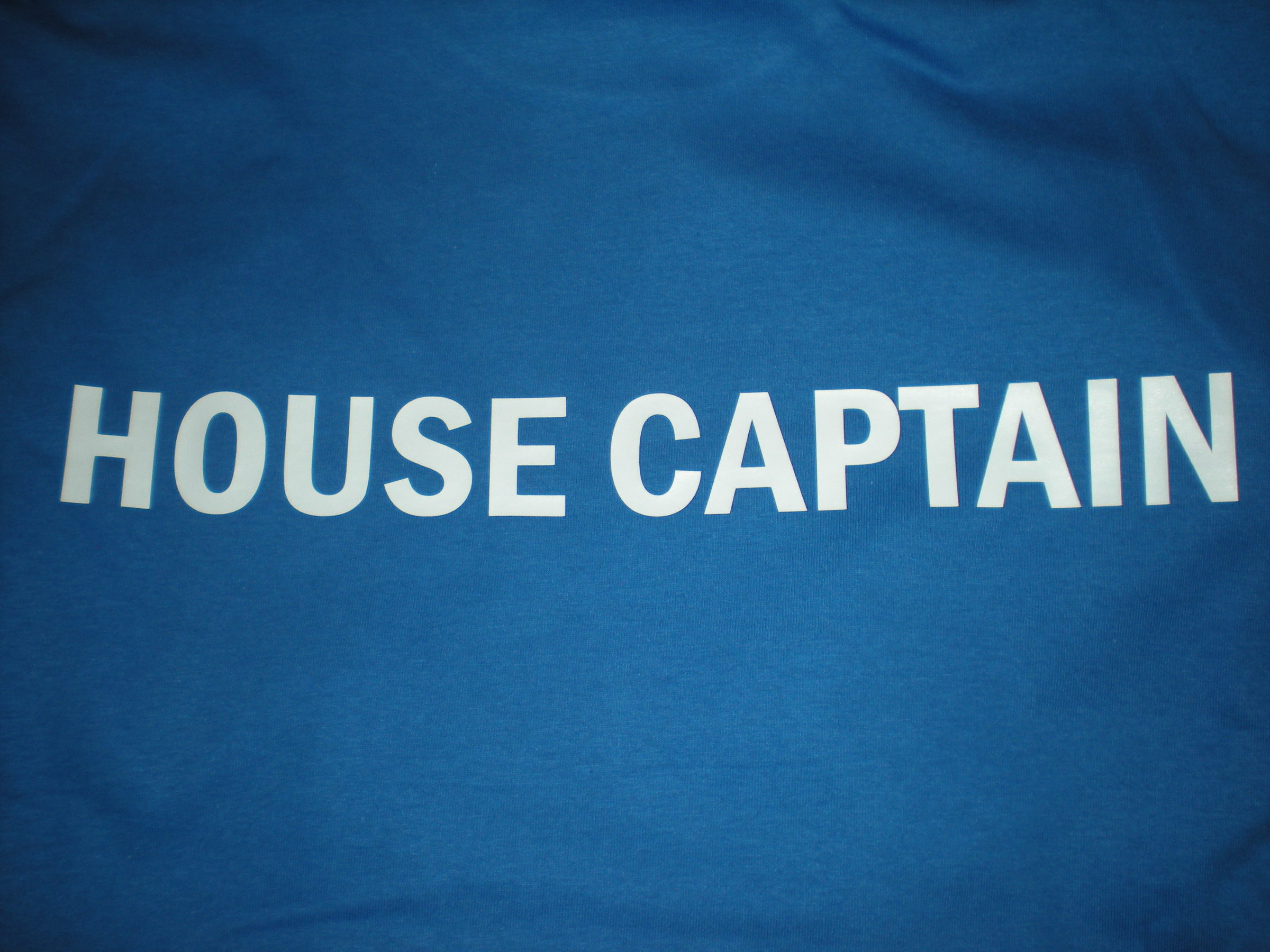 Pe T-shirt House Captain