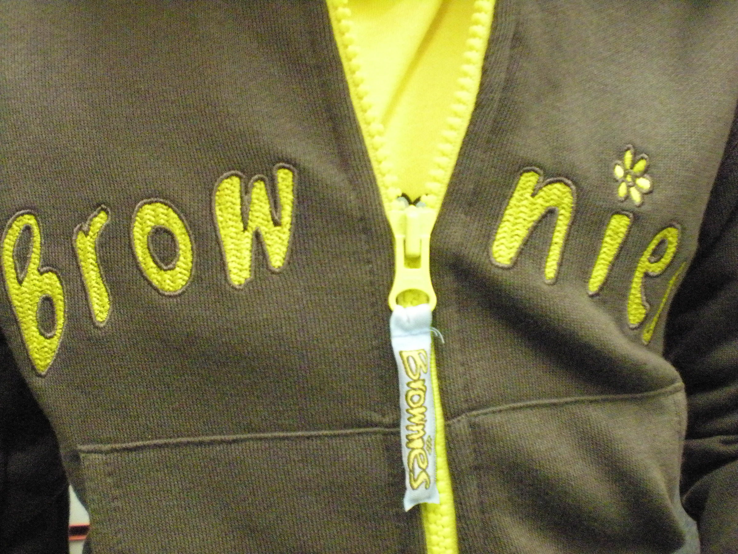 Brownie Hooded Sweatshirt