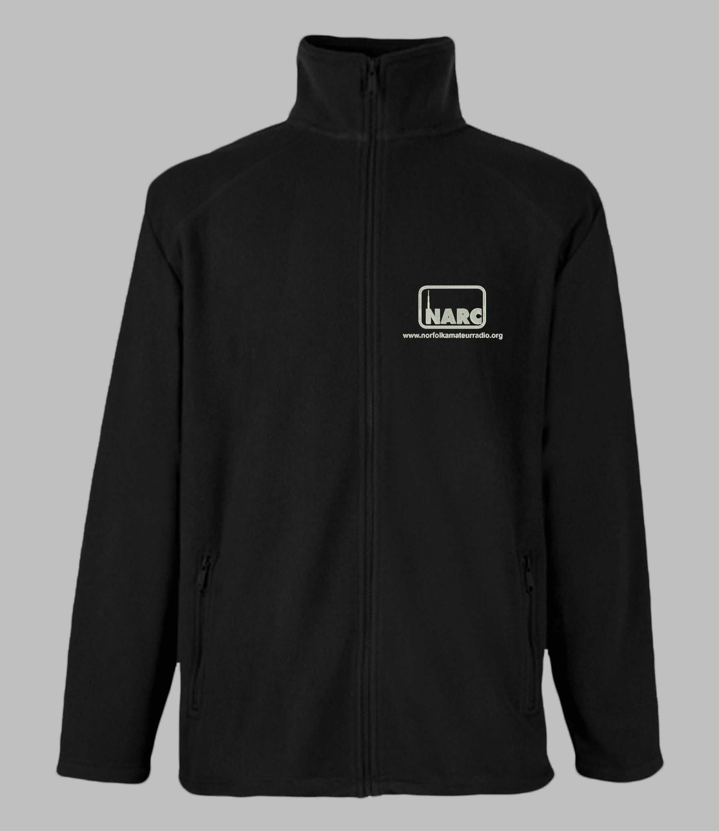Narc Official Fleece Jacket