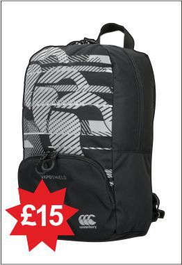 Canterbury Back Pack