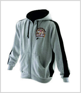 Norfolk Barbarians Hockey Hoody Front