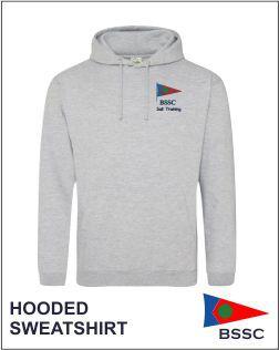 Grey Hoody 2019 Front