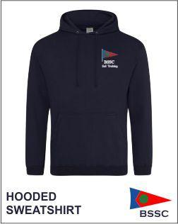 Hoody Navy Front