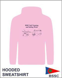 Hoody Pink Back