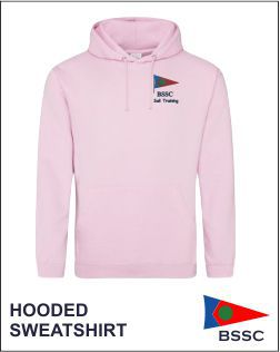 Hoody Pink Front