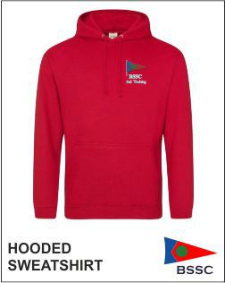 Hoody Red Front