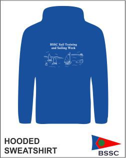 Hoody Royal Back