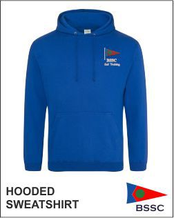 Hoody Royal Front