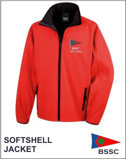 Softshell Jacket Instructor Front Mens