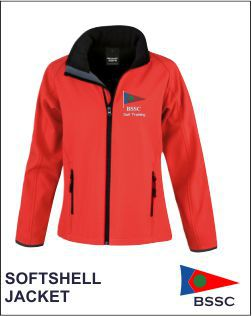 Softshell Instructor Front Womens