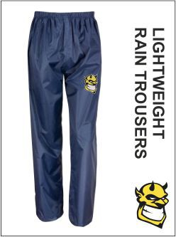 Lightweight Rain Trouser